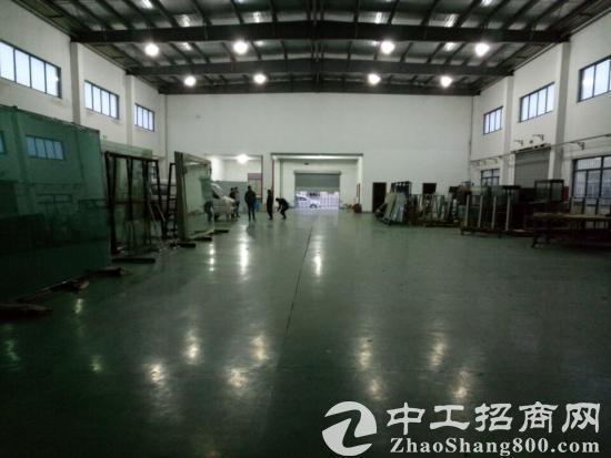 玉山城南高新区单层标准厂房1300平米招租