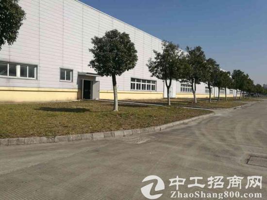 昆山高新区单层厂房仓库出租3600平米