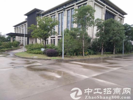 工业园区独栋新建独栋单层厂房出租8000平米