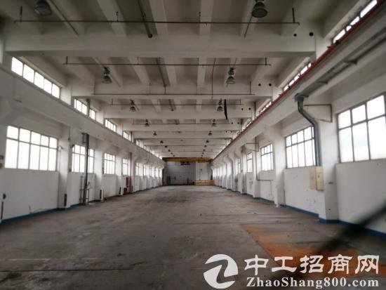 出租亦庄永昌北路4400平米独栋厂房出租共三层,承重好