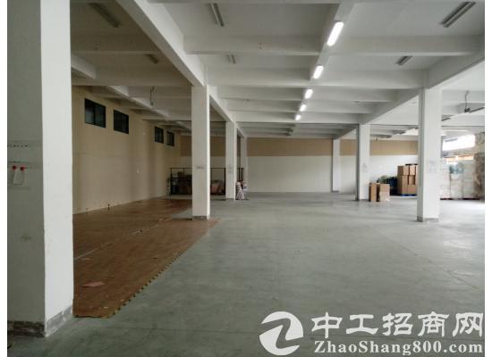 星华产业园附近650平米一楼厂房出租