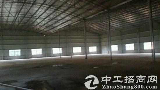产业园旁全新独立钢构1700平米可分租