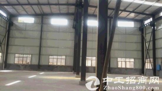 3000平米全新钢构 装专变 有大坪