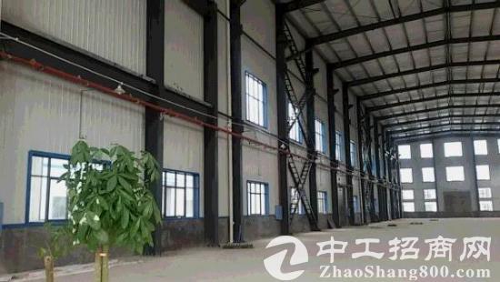 2400平米钢构厂房 仓库-图3