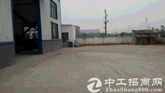 2400平米钢构厂房 仓库-图4