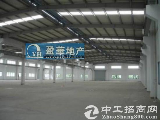 广花路旁6000方全新简易独门独院厂房出租