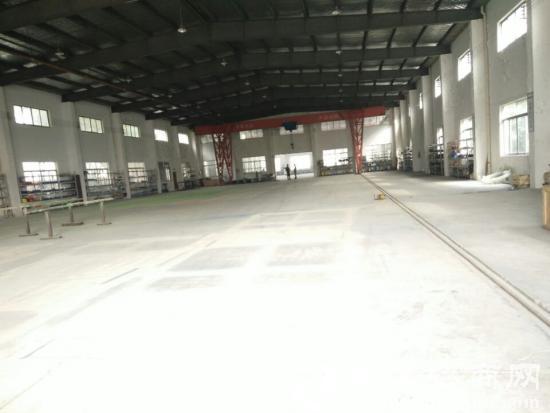昆山正仪单层行车厂房2200平