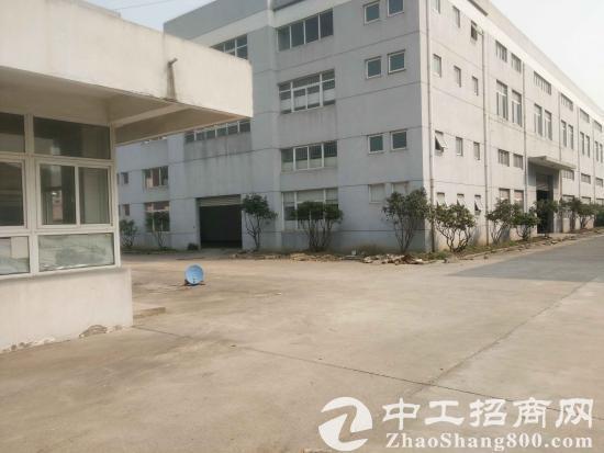 常熟沿江开发区独院双层厂房1万平米出租