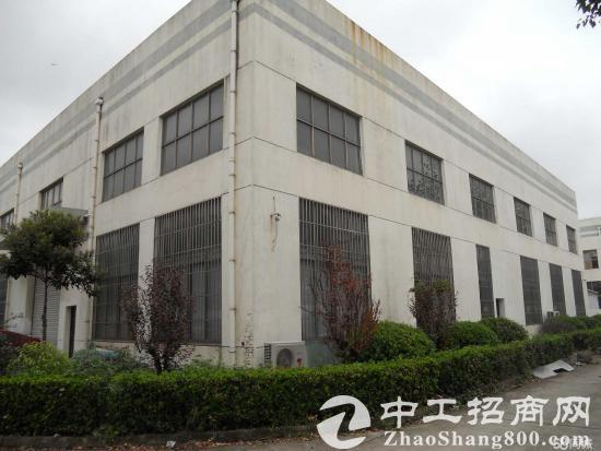 园区唯亭单层1200平米标准厂房出租