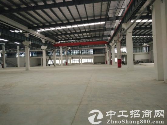 园区胜浦独栋单层厂房出租3500平米