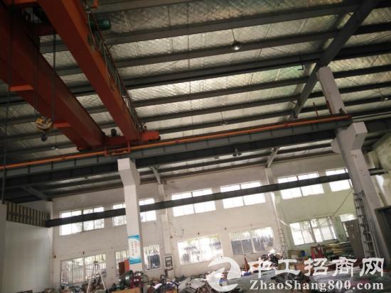 昆山正仪独栋单层厂房680平米