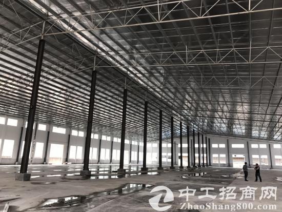 高新区外海高速旁全新24500平厂房