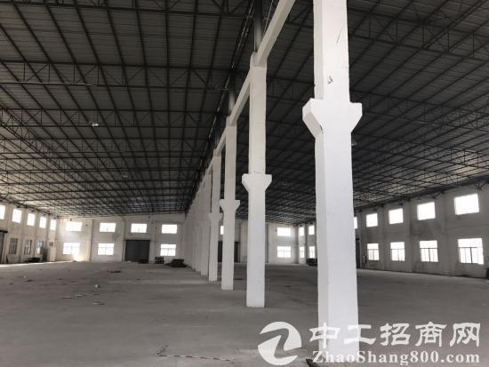5000平方9米9层新独门独院单一层厂房招租