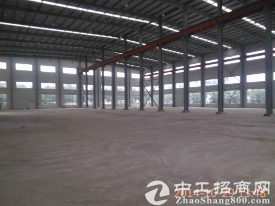 唯亭2400平米单层12米高厂房出租