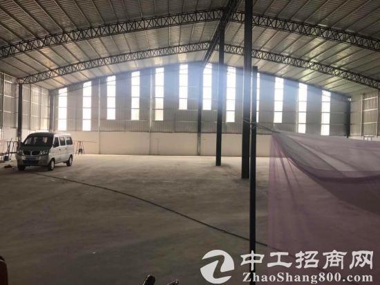 东莞大朗镇水口村独院钢结构出租2100平米