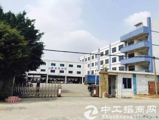 原房东独院三层厂房3860平米,位置好招工
