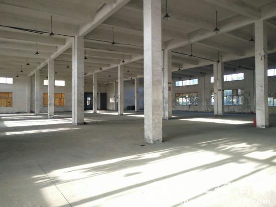 昆山城西独门独院全新厂房出租7767平米