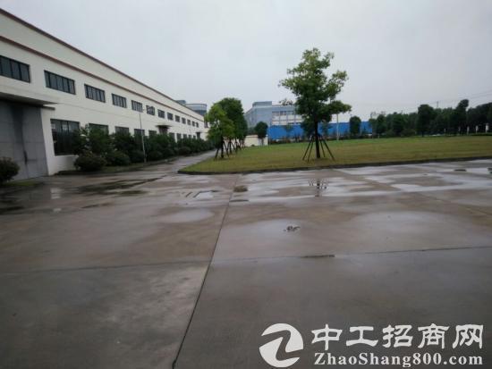 昆山城南独门独院单层厂房出租12000平米-图4