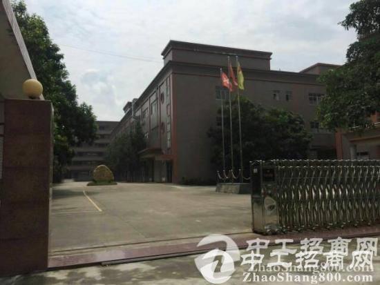 东莞大朗镇水平村13000平米电子厂出租