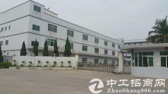 常平镇建筑18000 国有产权厂房出售