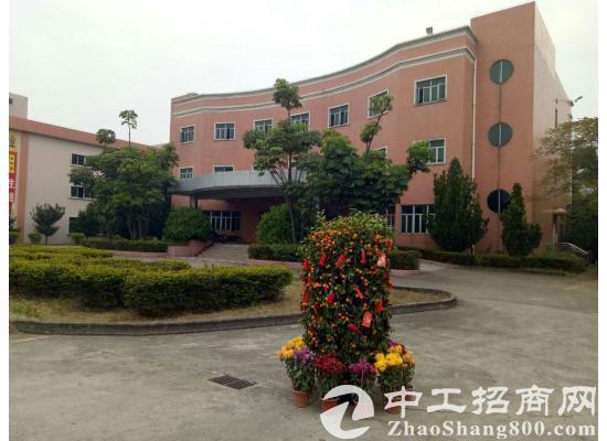 广东江门30000平方工业园出售