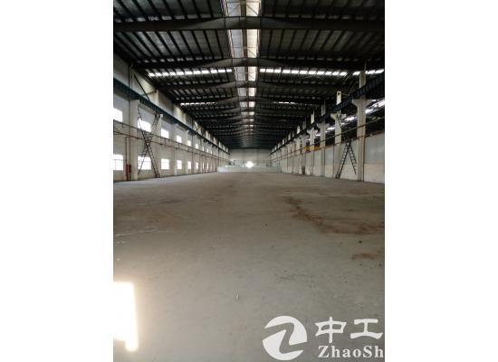 唯新路附近单层厂房2000平米出租