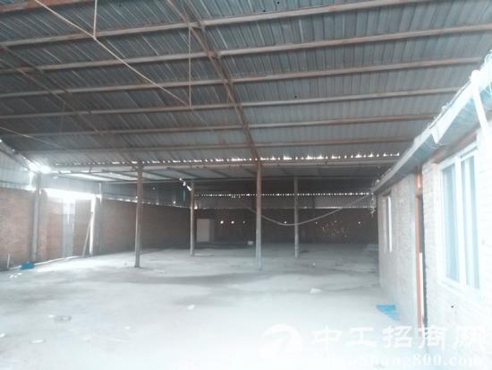独院高新区西三环和南三环附近660平米彩钢瓦厂房出租-图2