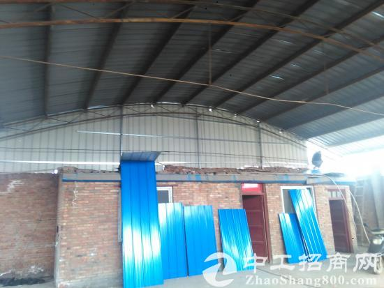 西三环和南三环西南角660平米彩钢瓦厂房出租-图2