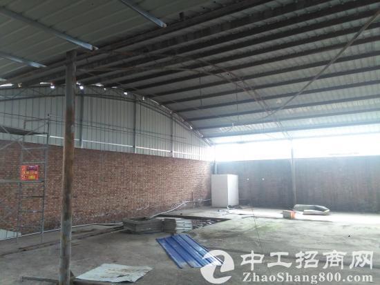 西三环和南三环西南角660平米彩钢瓦厂房出租-图3