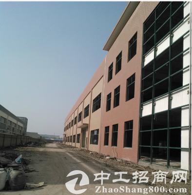出租玉山城北独门独院单层机械厂房8000平招租外资企业-图2