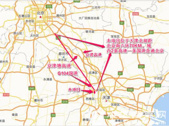 【外迁企业首选】天津联东U谷50年大产权欢迎您!-图5