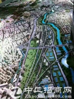 [江南厂房]广东省江门市江海区高新产业新区25平方公里土地出