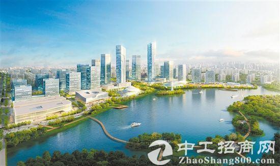 华夏幸福产业新城24.8平方公里出售