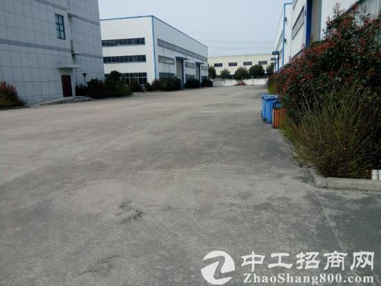 惠山区长安与堰桥交界处55亩国土2万平钢结构厂房