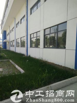 园区独栋单层厂房7500平米