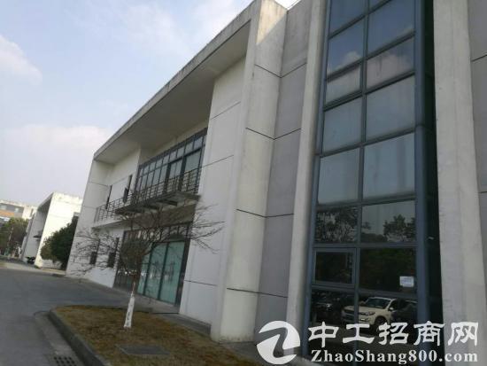 苏州吴中区独门独院单一层厂房出租