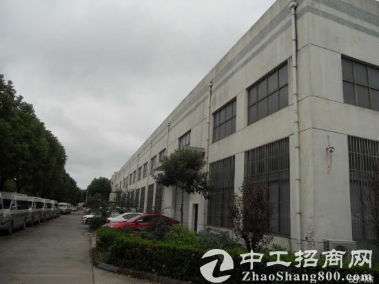 苏州园区独栋单层厂房2500平米出租