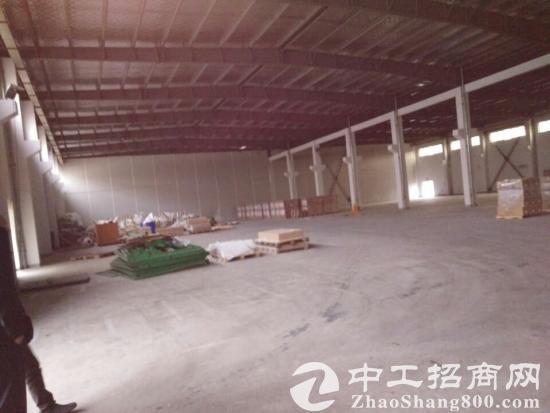 园区胜浦独栋单层行车厂房2500平米