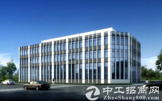 西青花园式独栋厂房,赠送超大平米露台