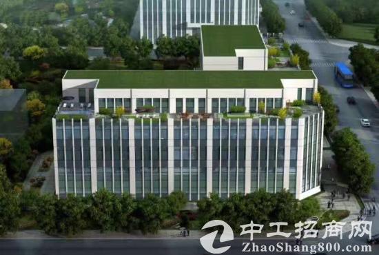 梅江永旺旁20亩土地及定制总部独栋出售