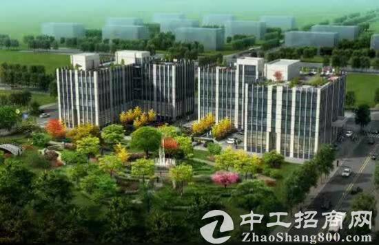 梅江永旺旁20亩土地及定制总部独栋出售-图2