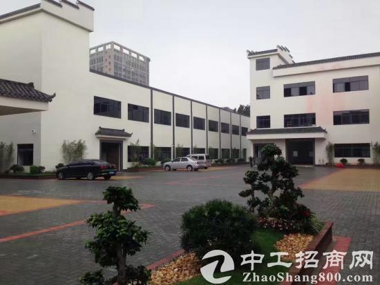 东莞沙田镇22837平米国土证厂房出售