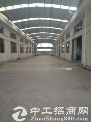 车墩工业104地块独门独院4000平单层厂房出租-图2