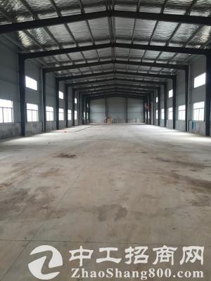 汽车南站环保工业园标准钢结构厂房独门独院有空坪