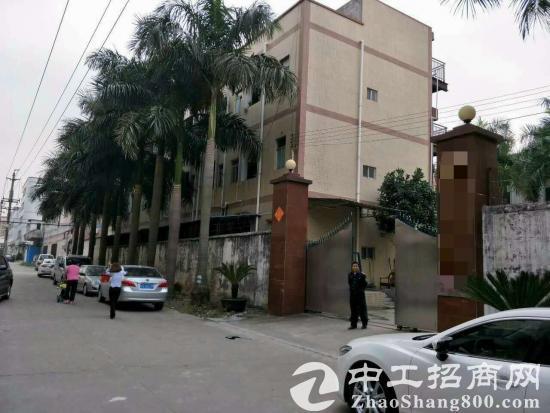 寮步镇建筑4200 村委产权厂房出售
