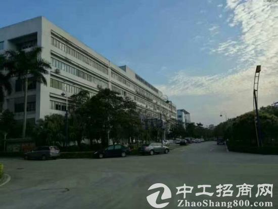 西丽高新产业园1-4层18000平方招租