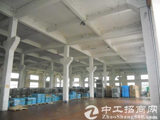 园区胜浦单层厂房出租1700平米