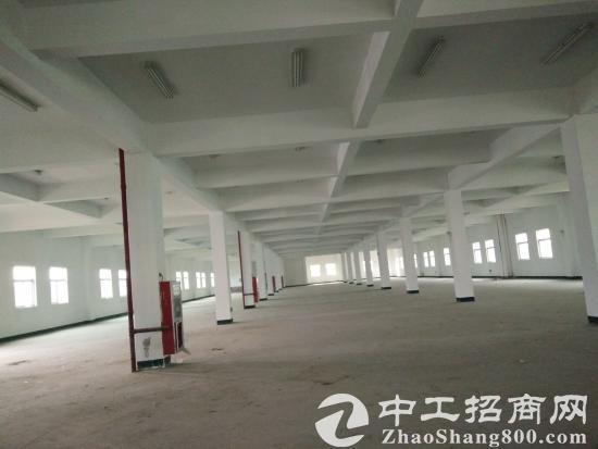 园区一楼厂房出租1700平米