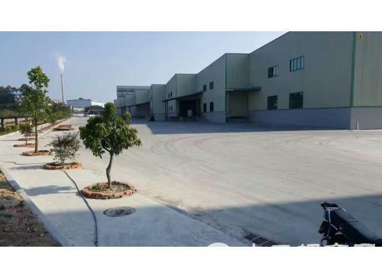 全新单一层钢结构9800平方出租