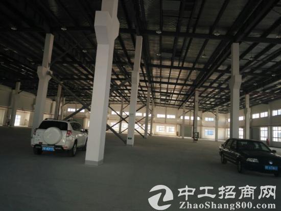 园区湖东独栋单层标准厂房出租7500平米
